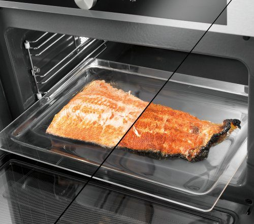 Inverter: plus for completely even cooking