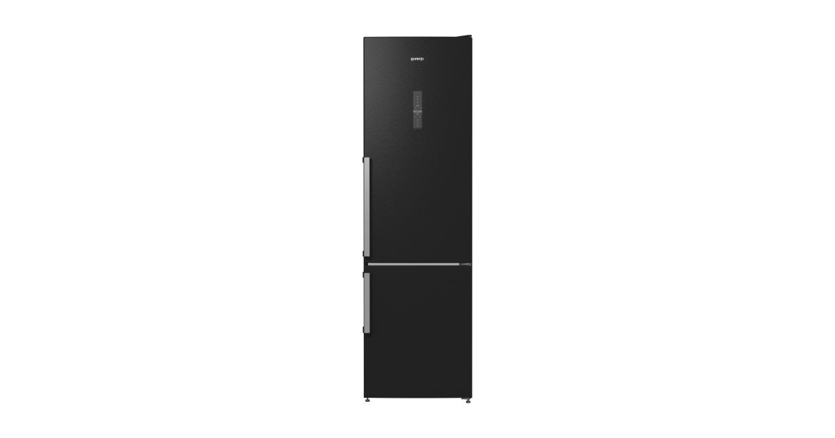 k hl gefrier kombination nrk6203tbk gorenje. Black Bedroom Furniture Sets. Home Design Ideas