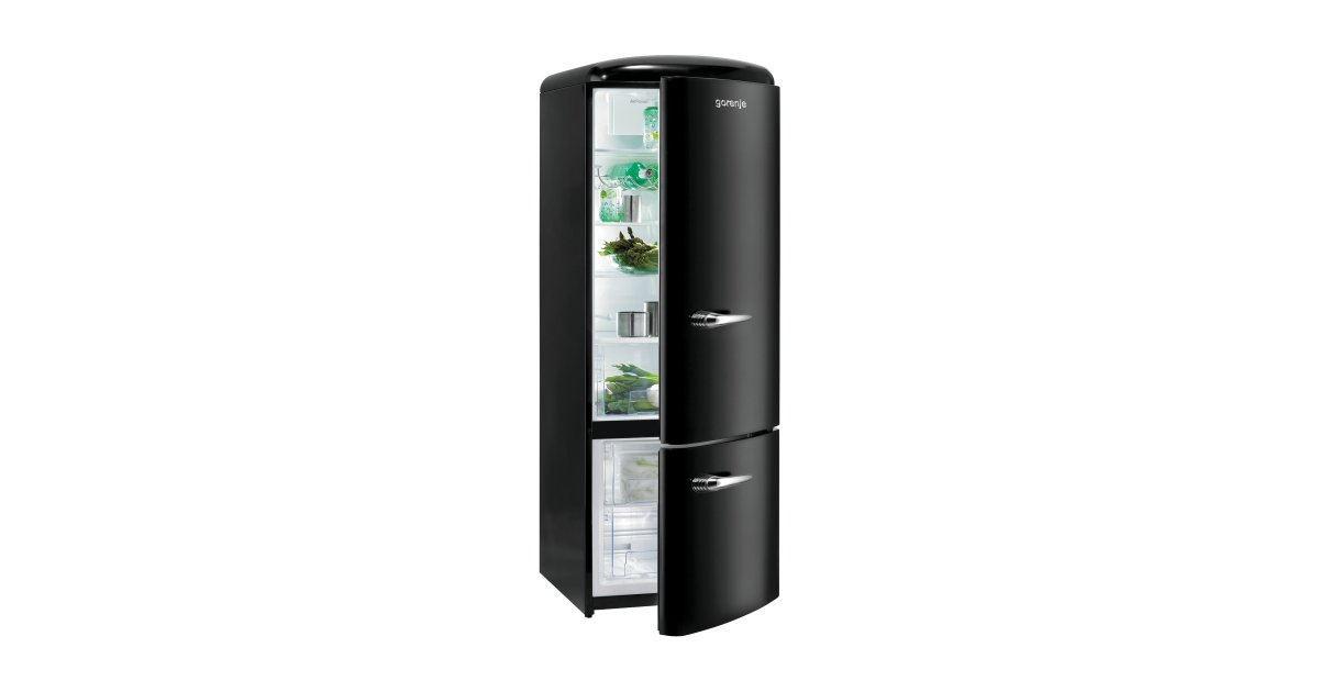 k hl gefrier kombination rk60319obk gorenje. Black Bedroom Furniture Sets. Home Design Ideas