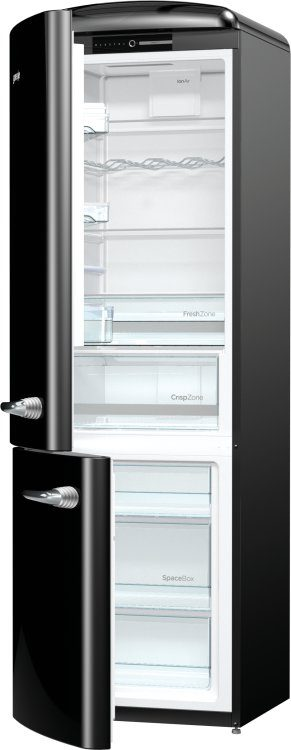 Freestanding fridge freezer ORK193BK-L