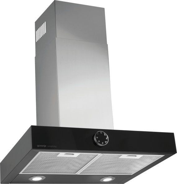 Freestanding wall decorative cooker hood DT6SY2B
