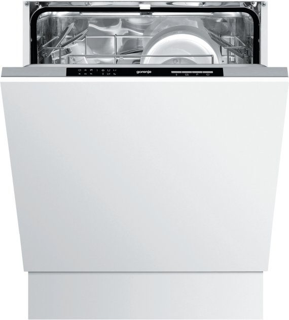 Fully integrated dishwasher GV61214TH