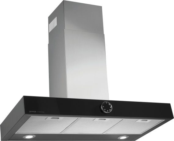 Freestanding wall decorative cooker hood DT9SY2B