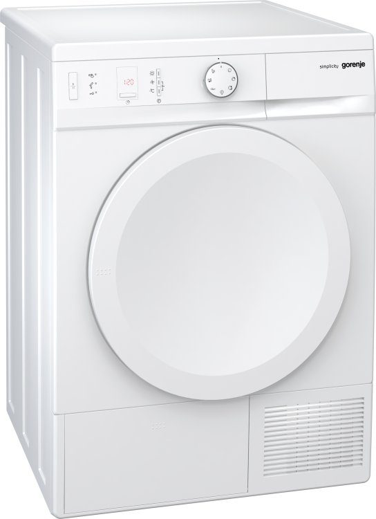 Freestanding condenser tumble dryer D76SY2W