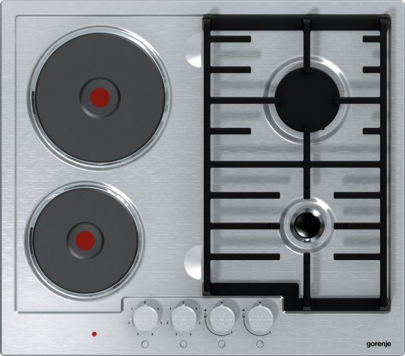 Combined cooking hob K6N21IX