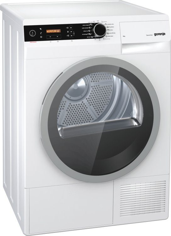 Freestanding condenser tumble dryer D98F65EUK