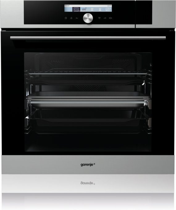 Built-in combined steam oven GS778X