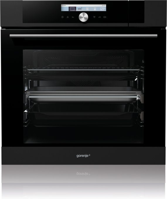 Built-in combined steam oven GS778B