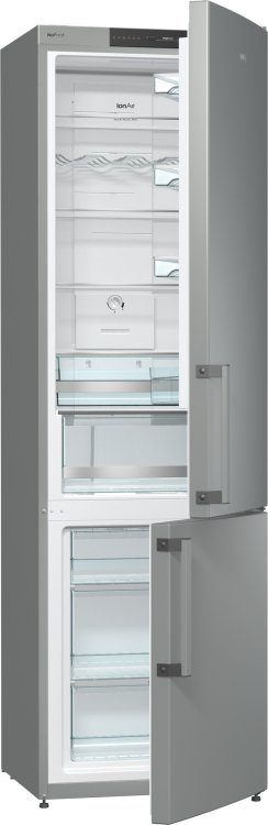 Freestanding fridge freezer NRK6202JX