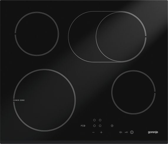 Glass ceramic hob ECT693CSC