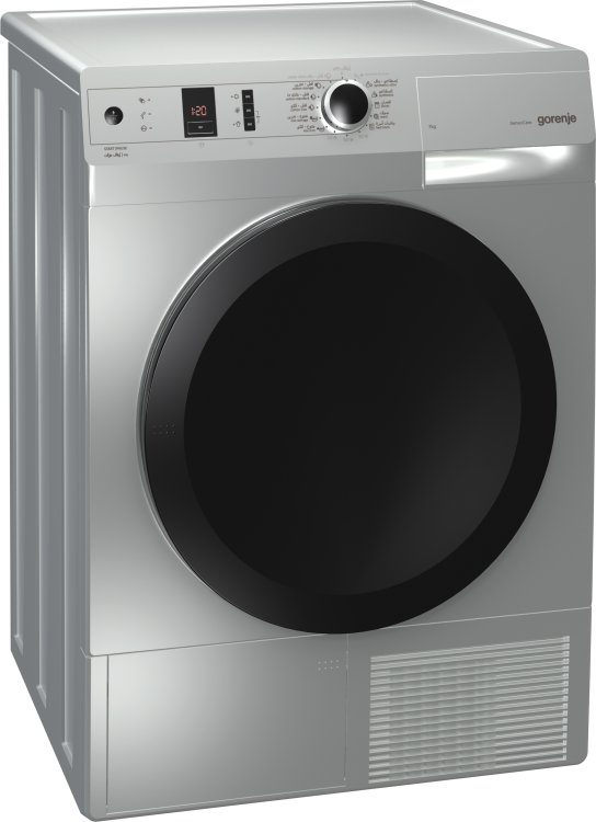 Freestanding condenser tumble dryer D7565NA