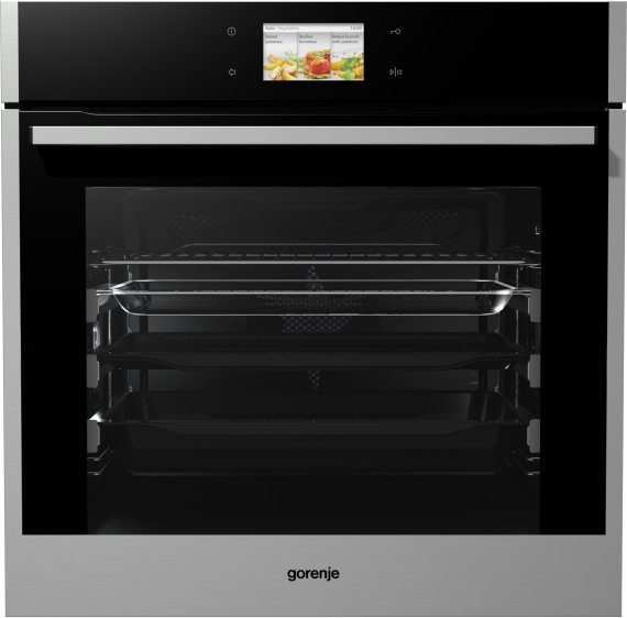 Built-in pyrolytic single oven BOP799S51X