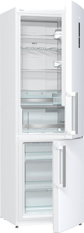 Freestanding fridge freezer NRK6192MWUK