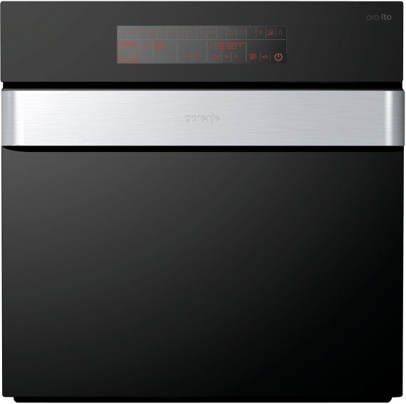Built-in pyrolytic single oven BOP88ORAX