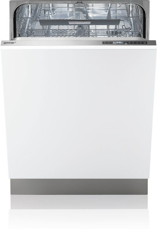 Fully integrated dishwasher GDV664X