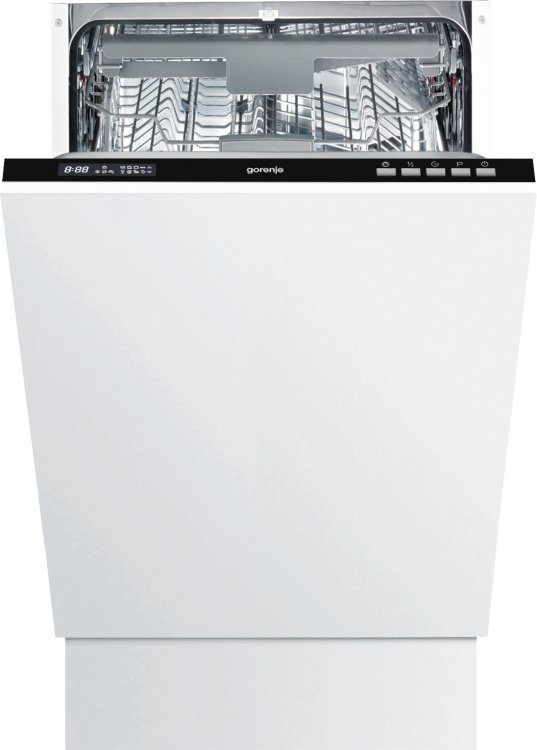 Fully integrated dishwasher GV53315UK