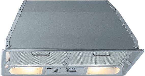 Integrated built-in cooker hood DL611SR