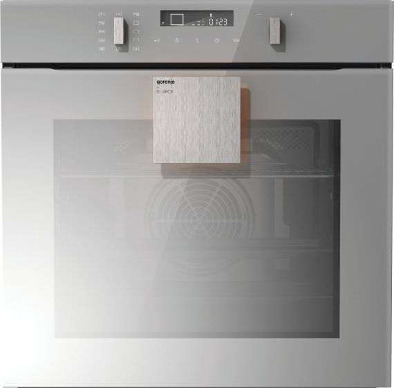Built-in pyrolytic single oven BOP747ST