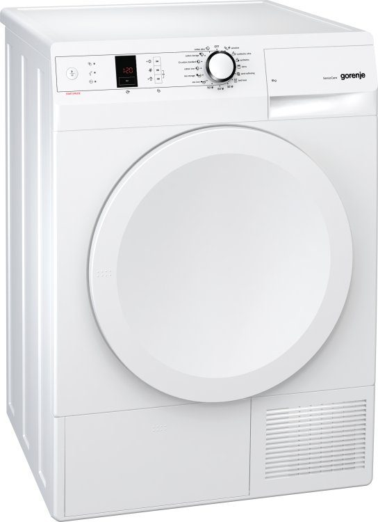 Freestanding condenser tumble dryer D8565N