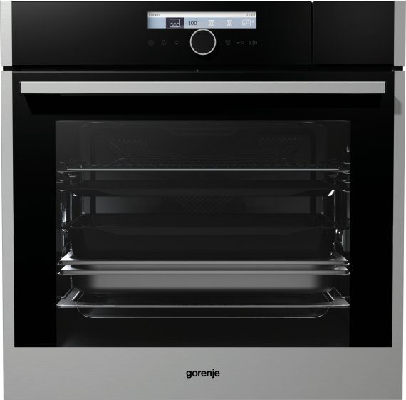 Built-in combined steam oven BCS789S22X