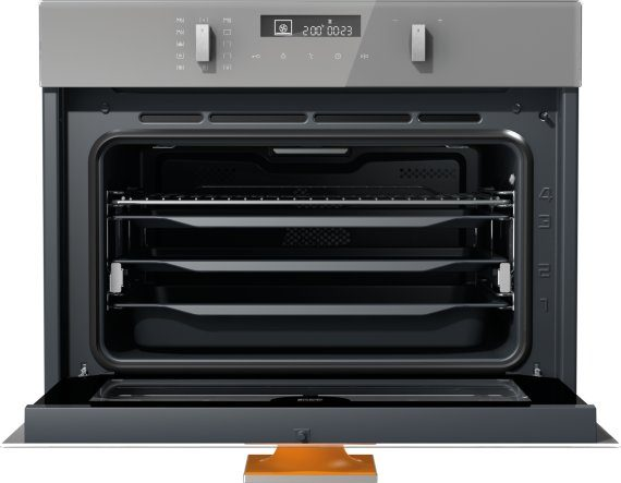 Built-in multisystem compact oven BO547ST