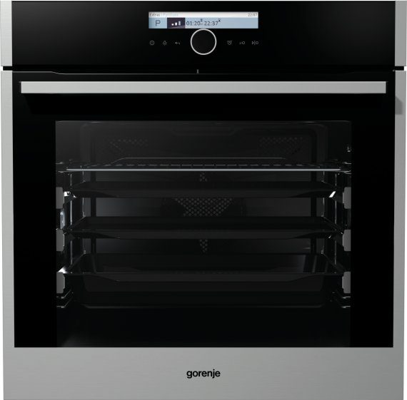 Built-in pyrolytic single oven BOP789S41X