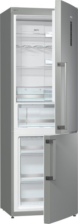 Freestanding fridge freezer NRK6192TX