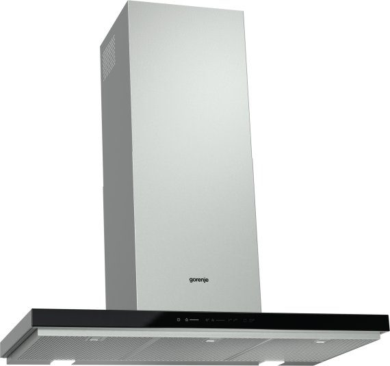 Freestanding wall decorative cooker hood WHT941A2XBG