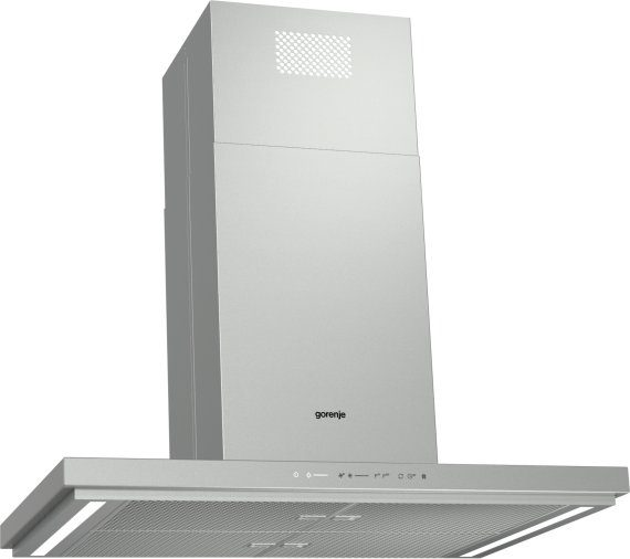 Freestanding island decorative cooker hood IHT961S2X