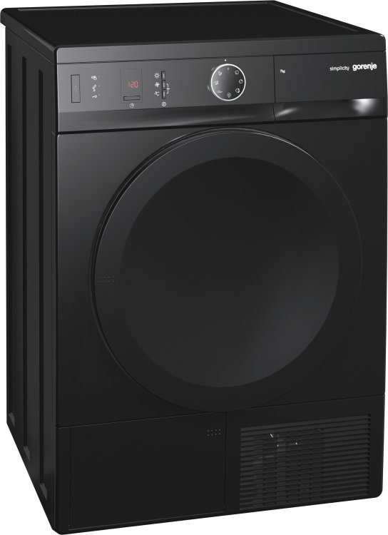 Freestanding condenser tumble dryer D74SY2B