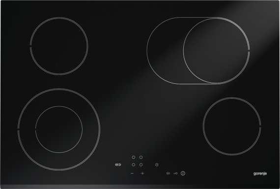 Glass ceramic hob ECT720CSC