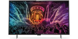 LED SMART TV PHILIPS 43PUH6101
