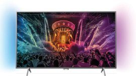LED SMART ANDROID TV PHILIPS 55PUS6401