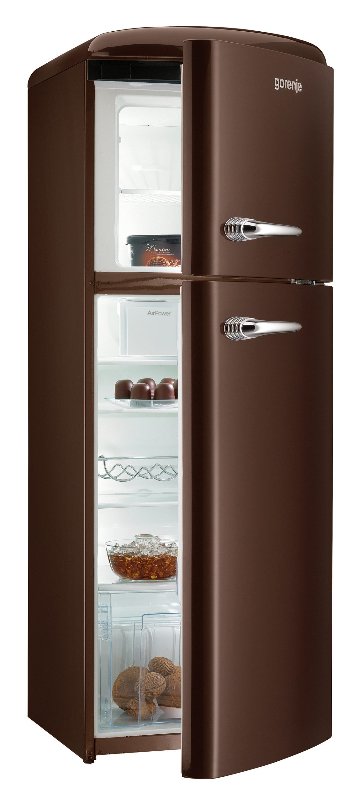 freestanding fridge freezer rf60309och gorenje international. Black Bedroom Furniture Sets. Home Design Ideas