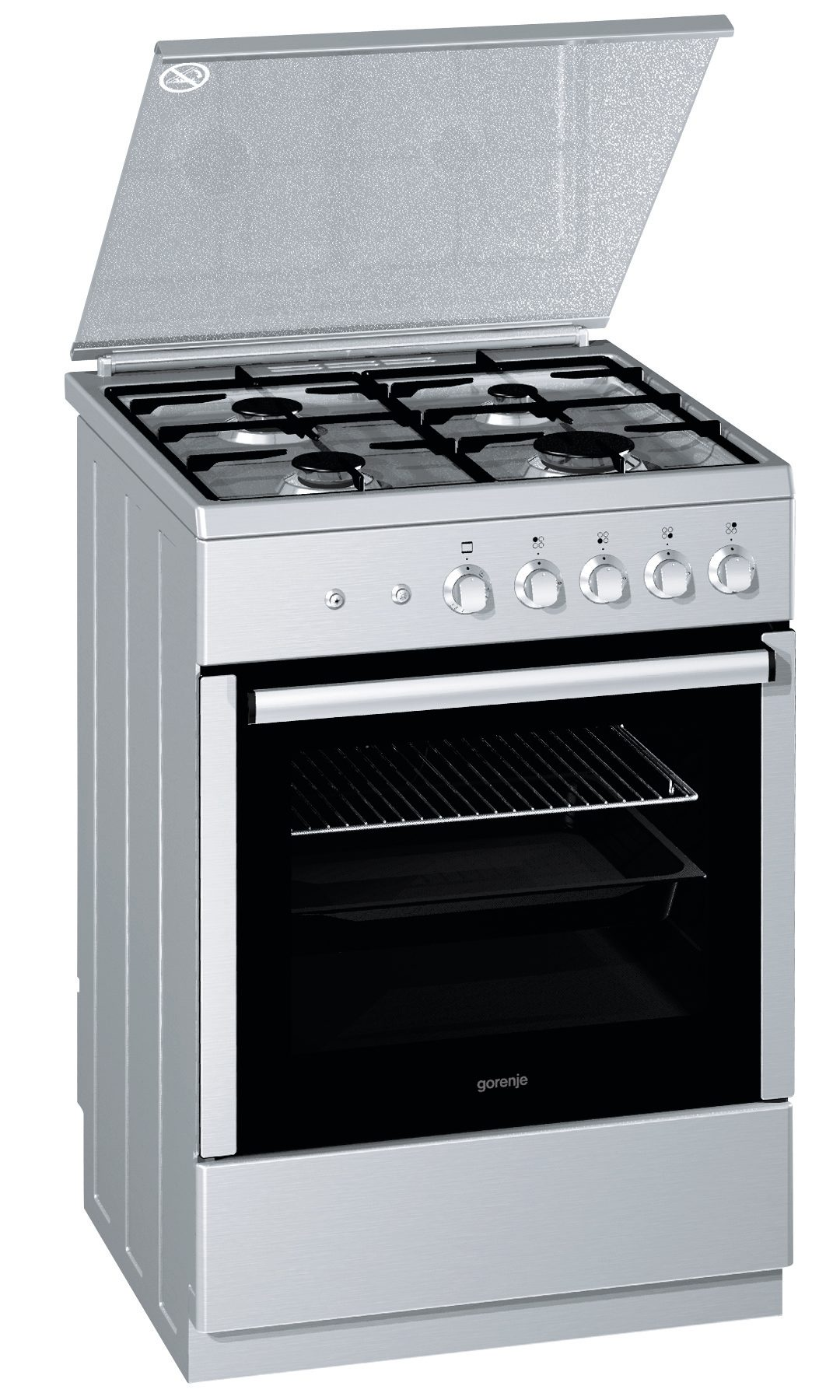 Freestanding All Gas Cooker G61123ax Gorenje