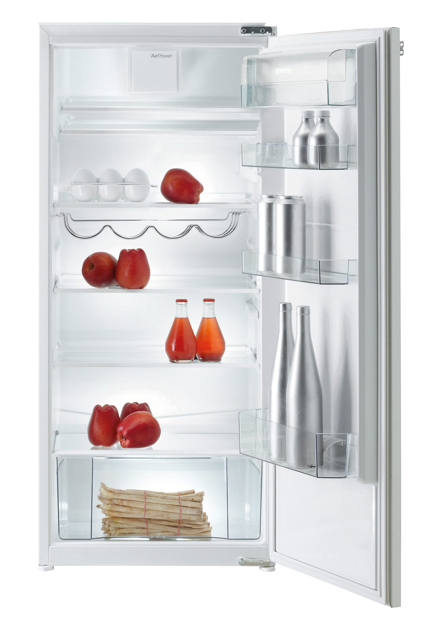 R frig rateur int grable 1 porte ri4121bw gorenje for Refrigerateur 1 porte