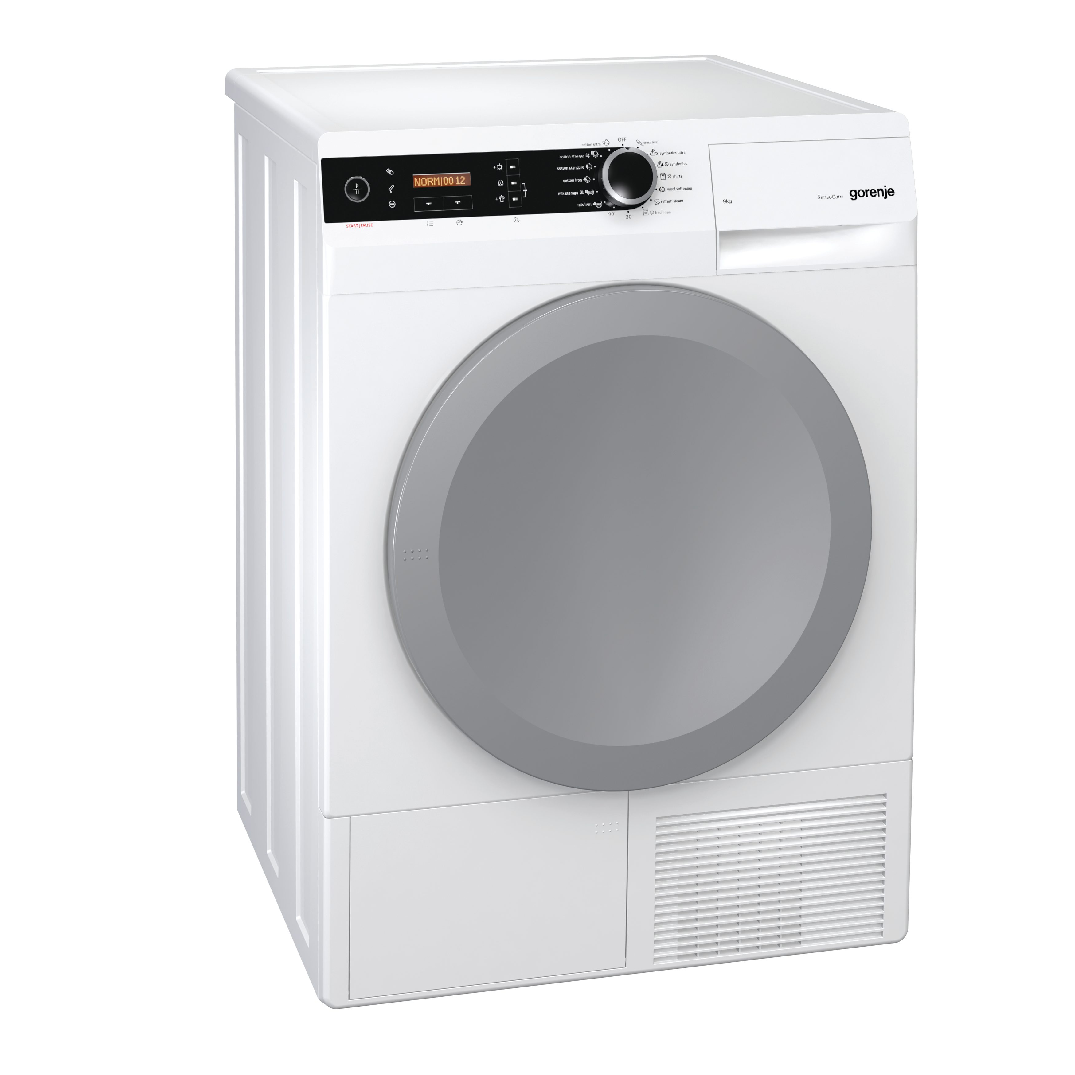 Drying Clothes With Tumble Dryer ~ Freestanding condenser tumble dryer d e gorenje
