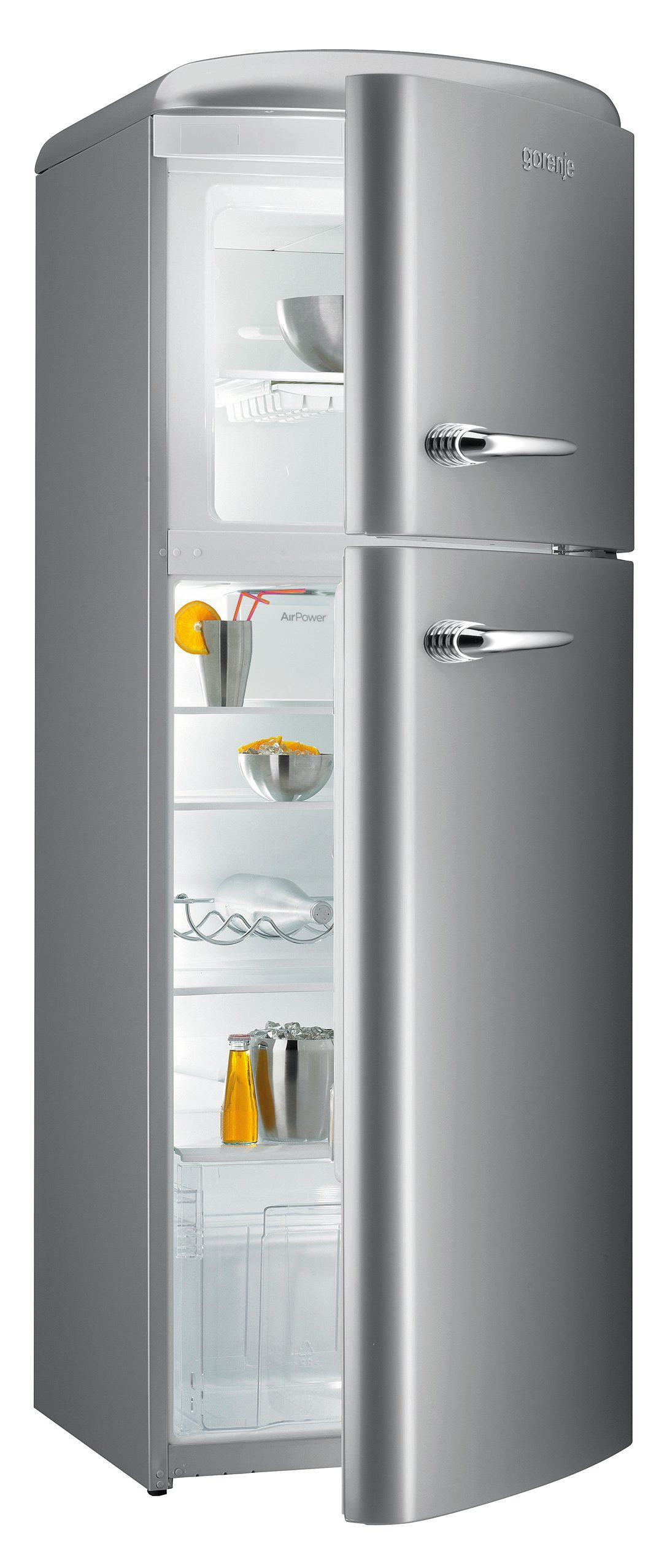 freestanding fridge freezer rf60309ox gorenje. Black Bedroom Furniture Sets. Home Design Ideas