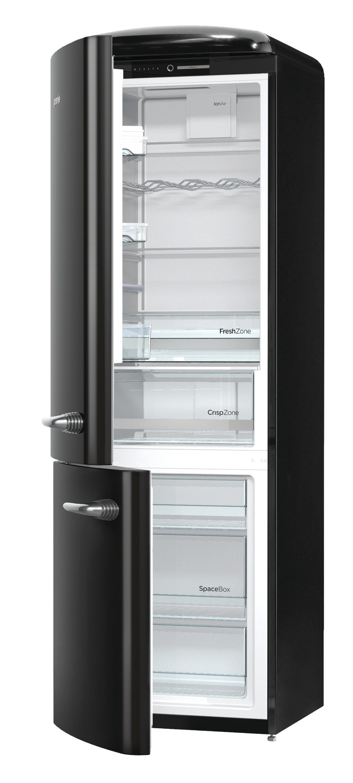 k hl gefrier kombination ork192bk l gorenje. Black Bedroom Furniture Sets. Home Design Ideas