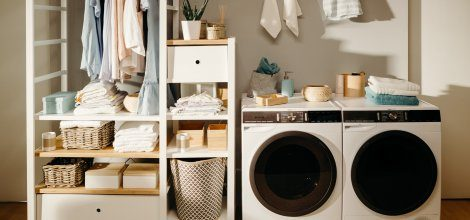 5 ways to get extra space in your utility area