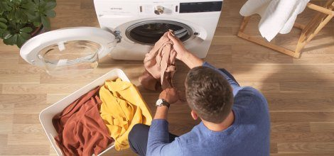 5 ways washing with steam will make your life simpler