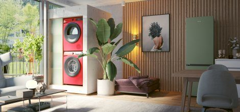 Why should you choose a colourful home appliance