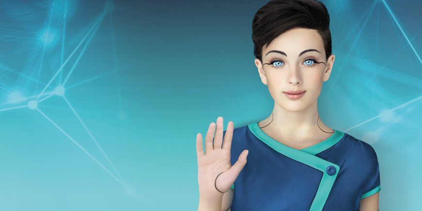 Meet Anna, your virtual assistant