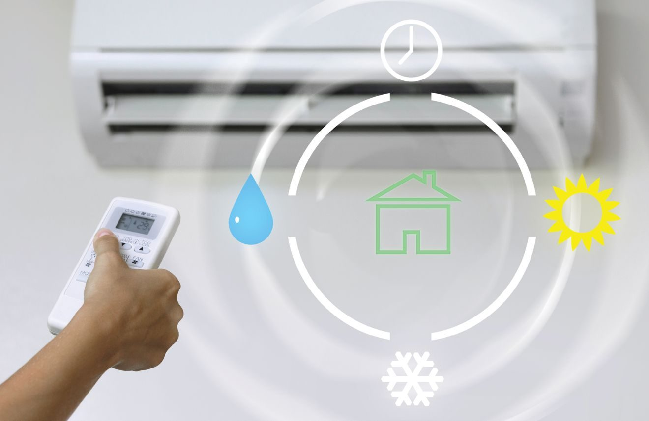 Cooling and heating with air conditioners - Gorenje International