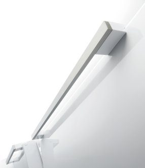 Gorenje Simplicity Fridge Freezer elegant handle