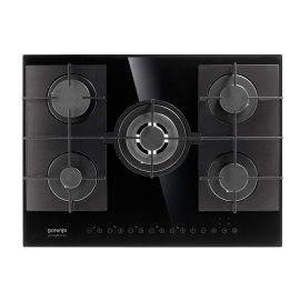 Gorenje Pininfarina Steel Collection - gas hob.