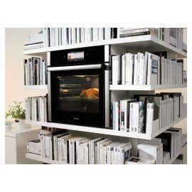 HomeCHEF oven with a  STEPbake: original innovation for masters of cuisine