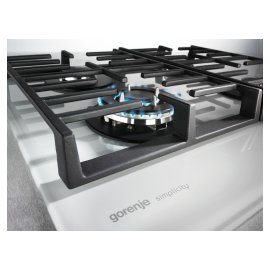 Gas hob from Gorenje's new Simplicity Collection