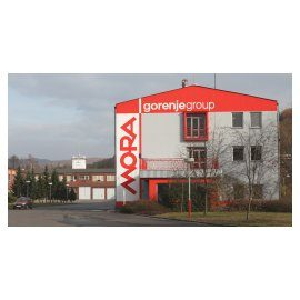 Production complex of Gorenje in Marianske Udoli is located on 9 ha
