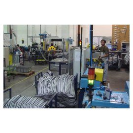 Electrical components production